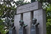 Errichtung Der Republik Memorial — Stock Photo