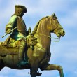 Maria Theresas General Statue — Stock Photo #8852094