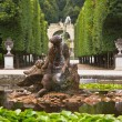 Naiad Fountain — Stock Photo