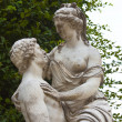Lovers Sculpture — Stock Photo