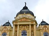 Pecs-theater — Stockfoto