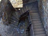 Schloßstiege — Stockfoto