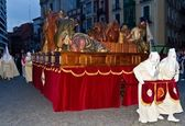 Valladolid Good Friday, April 6, 2012 — Stock Photo