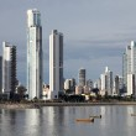 Skyline Panama City — Stock Photo #9654982