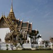 Royal Palace (Wat Phra Kaew), Bangkok, Thailand. — Stock Photo