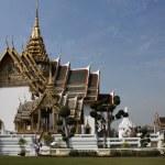 Royal Palace (Wat Phra Kaew), Bangkok, Thailand. — Stock Photo