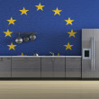 Royalty-Free Stock Photo: European Kitchen