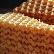 Stock Photo: Wafer cake