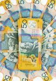 Australian money — Stock Photo
