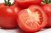 Tomater närbild — Stock fotografie
