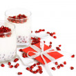 Stock Photo: Valentine`s Day background