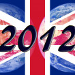 2012 olympics in london — Stock Photo #8680653