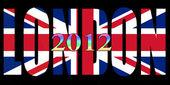 London 2012 olympics — Stock Photo