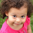 Beautiful child portrait — Stockfoto #9674211