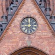 Historical church clock — Stock Photo #10703549
