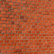 Historical red bricks wall background — Stock Photo #8438278