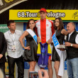 68 Tour de Pologne — Stock Photo
