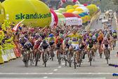 68 Tour de Pologne — Stock Photo