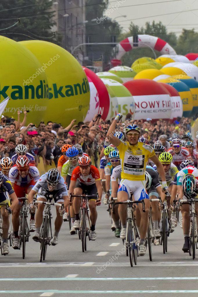 Tour de pologne 2012 katowice online games