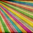 Multicolor Sunbeams grudge background. — Stock Photo