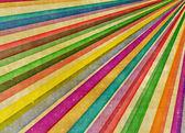 Multicolor sonnenstrahlen grudge hintergrund. — Stockfoto