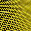 Yyellow digital background or texture — Stock Photo #9295451