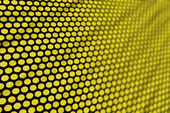 Yyellow digital fundo ou textura — Fotografia Stock