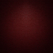 Red carbon fiber background or texture — Stock Photo
