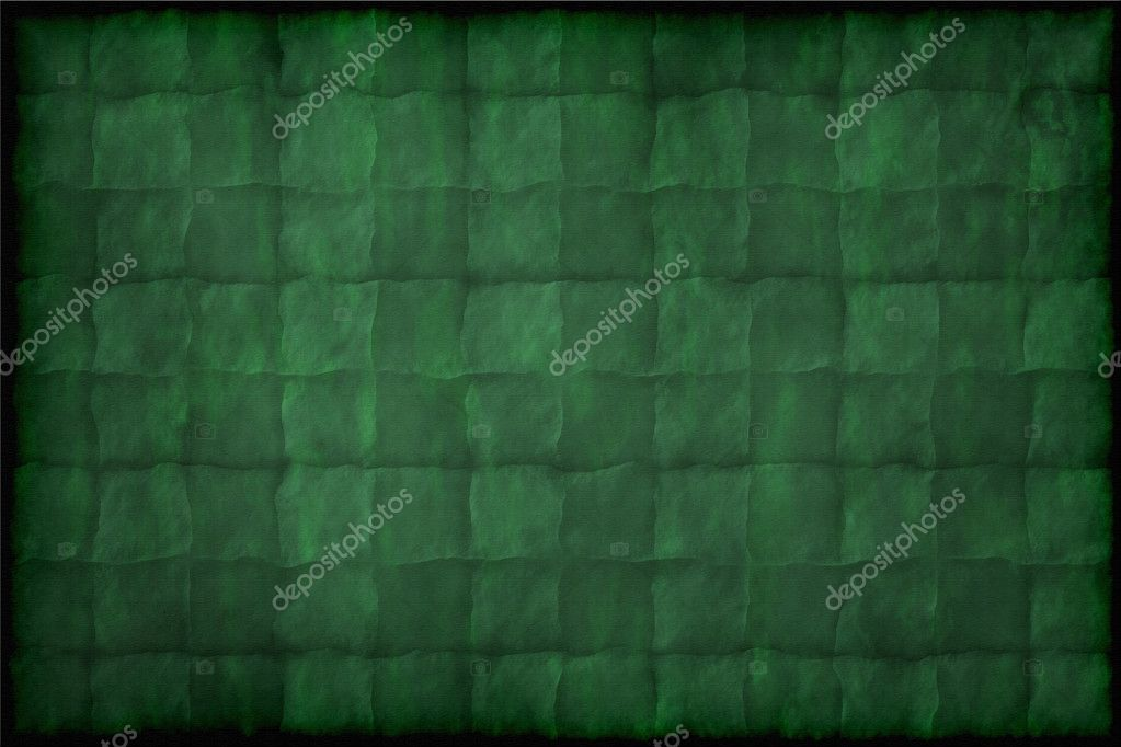 Old vintage green paper texture or background with traces of folds — Stock Photo #9393702