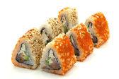 Sushi rolky everest — Stock fotografie