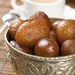 Stock Photo: Indian special sweet Gulab Jamun