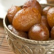 Indian special sweet Gulab Jamun — Stock Photo