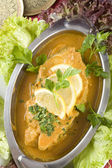 Indian Fish Curry — Stock Photo