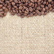Coffee grain — Stock Photo #10195114