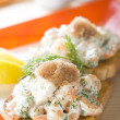 Shrimp toast - Foto de Stock