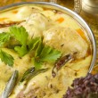 Indian food, Kadhi. — Stock Photo