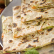 Punjabi Parantha - Stock Photo