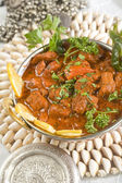 Indian food, Shahi Rogan Josh — Stock Photo