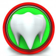 Logo-dentistry — Stock Photo