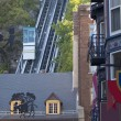 Stock Photo: Old Quebec Funicular
