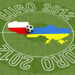 Royalty-Free Stock Photo: Euro 2012