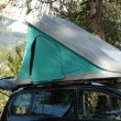 Rooftop Tent — Stock Photo #8339576