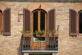 Balcony — Stockfoto
