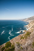 Pacific coast highway visa — Stockfoto