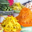 Royalty-Free Stock Photo: Various Korean pickled vegetables
