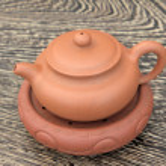 Chinese yixing teapots — Stock Photo #9342535