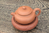 Chinese yixing teapots — Stock Photo