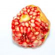 Stock Photo: Pomegranate fruit pulp