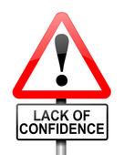 Confidence concept. — Stock Photo