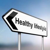 Healthy lifestyle. — Foto de Stock